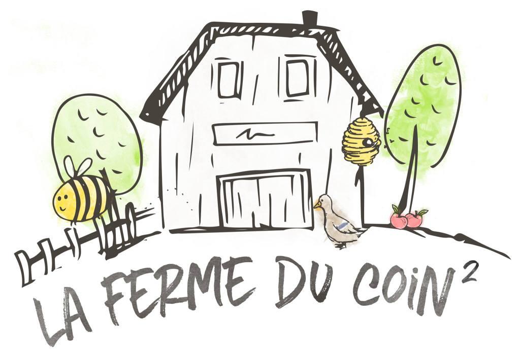 La ferme du Coin² à Jemeppe-sur-Sambre, chez Quentin Ledoux.